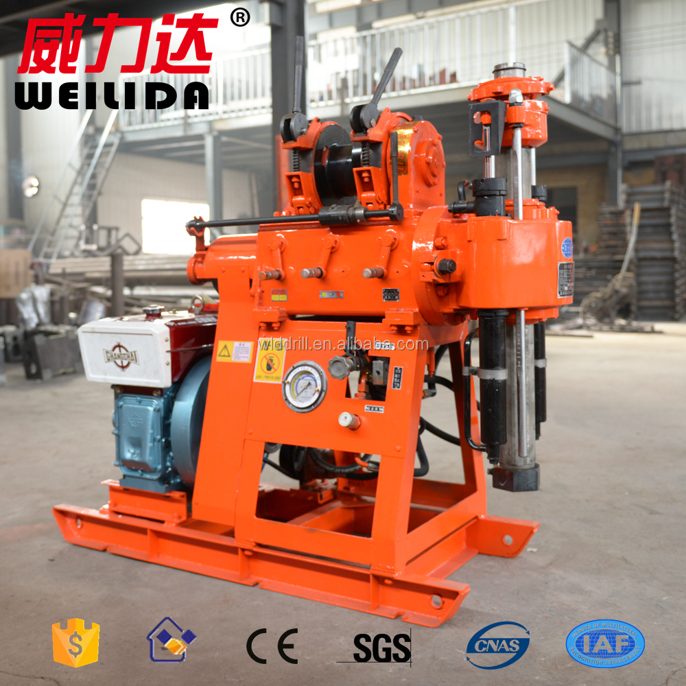 China Products Wholesale Manufacturer hot sale XY-1 diamond core drill/mine drilling machine/deep water well rig