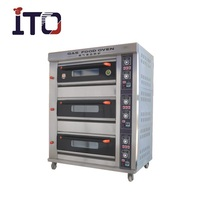 BHM-6QH Industrial Bakery Oven for Hotel