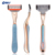 Beauty Personal Care No Disposable Stainless Razor With Private Label