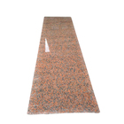 Importing From China Maple Red Granite Grave Monument Slab Black and Red Granite