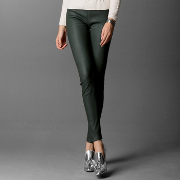Top Quality Italy Lamb Skin Pants Real Leather Leggings Wholesale