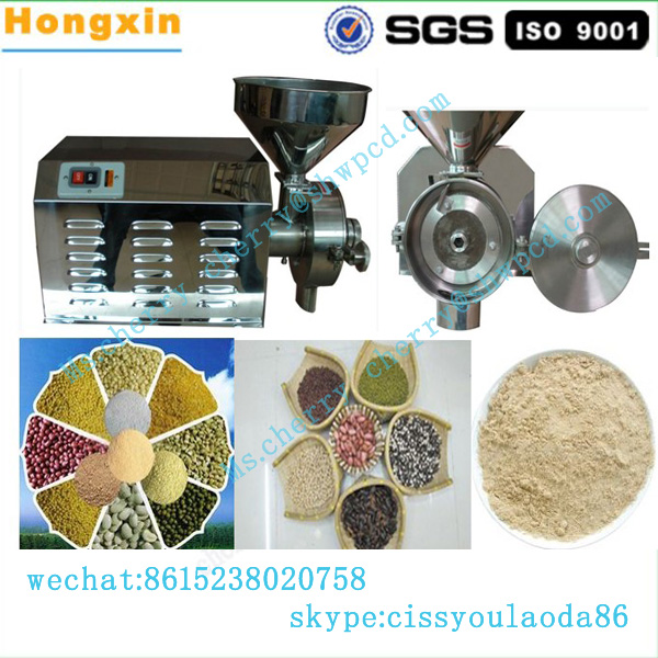 Domestic commercial multi-functional mini rice flour mill for sale