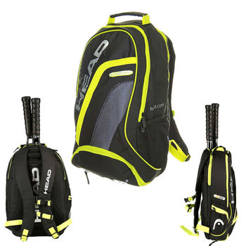 Custom tennis racket bag