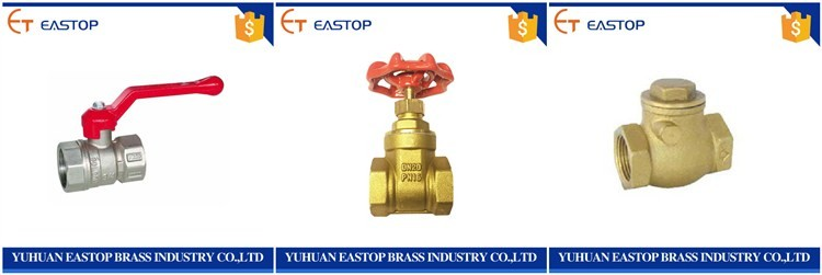 Eastop Brass Valves Pipe Fitting And Pipe Connector Made In China