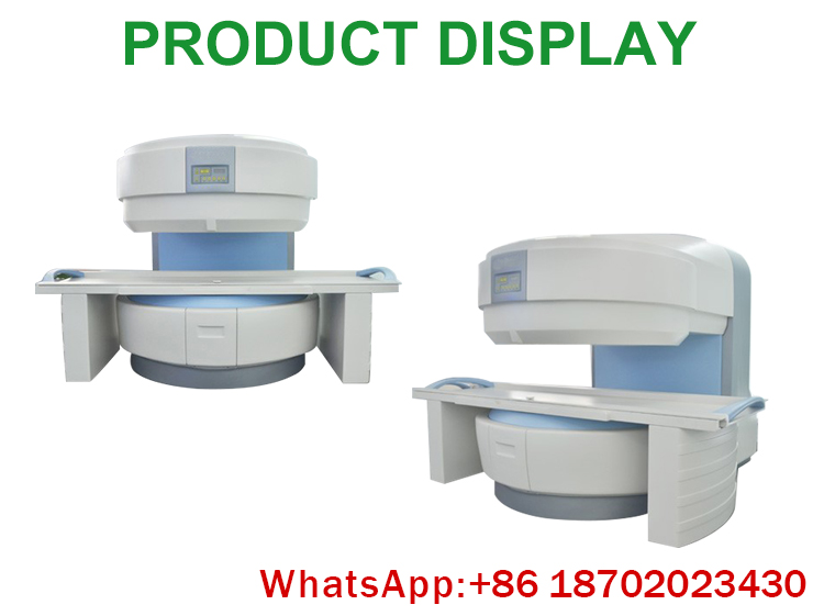 China hospital medical C-shape Permanent MRI Machine MRI Scanner