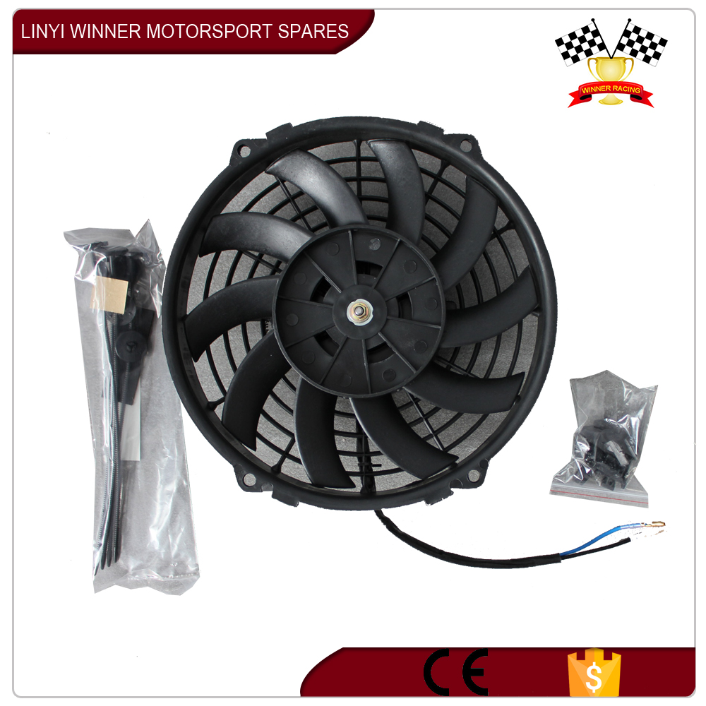 for volvo use auto radiator electric fan 12v