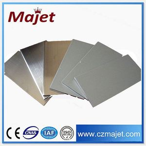 aluminum polystyrene board metal fence panel exterior wood cladding