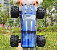 1/5 scale 4wd rc gas car 30cc short course truck toys & hobbies
