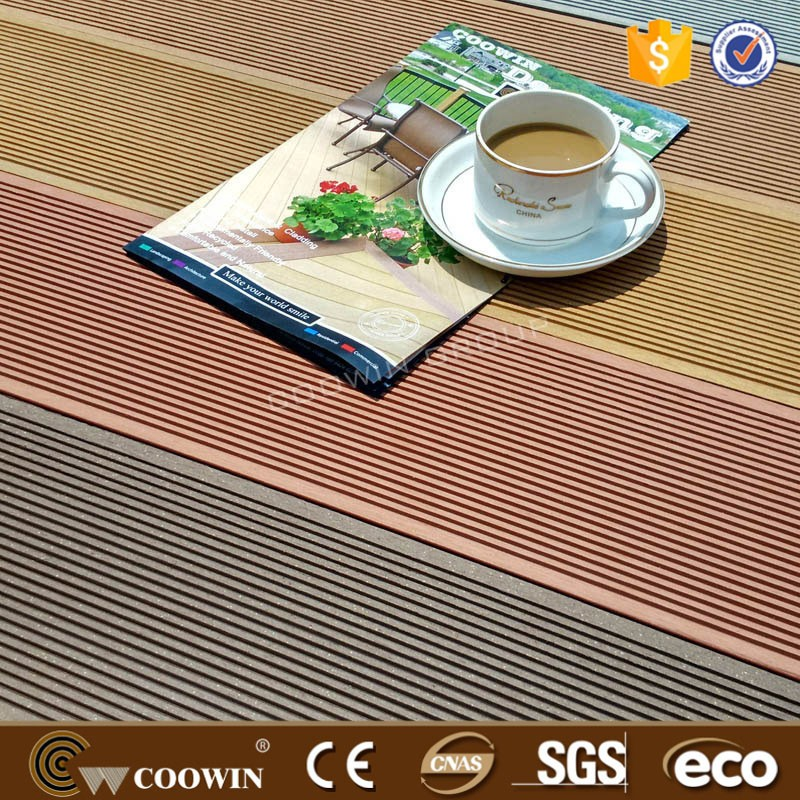 Professional manufactured non wood deck material for roof for Non wood decking material