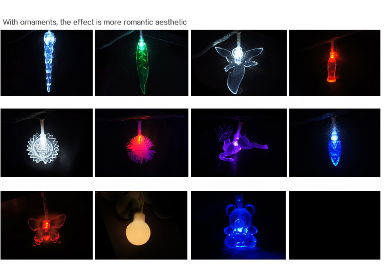 Home Decoration Battery Operated Mini Led Lights For Crafts