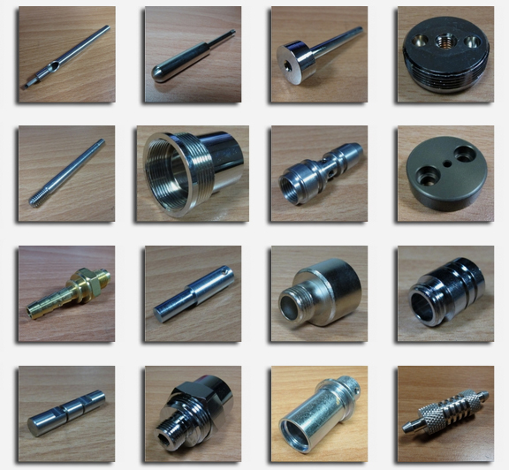 10 Years Manufacturer Machining Services Polished Prototype Turned Parts