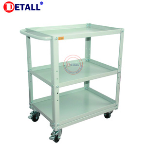 heavy duty electric drawer tool workshop trolley with hand