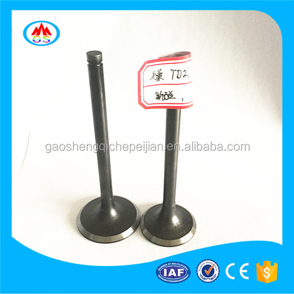 great wall motors suv spare parts engine valves for haval h1 h2 h8 h9 h5 h6