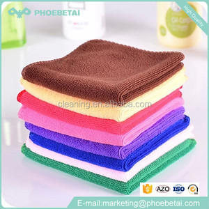 Factory price zwipes microfiber cleaning disposable washing cloth 40x40