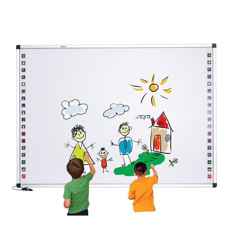 Gaoke Good Price Touch Screen Interactive Whiteboard