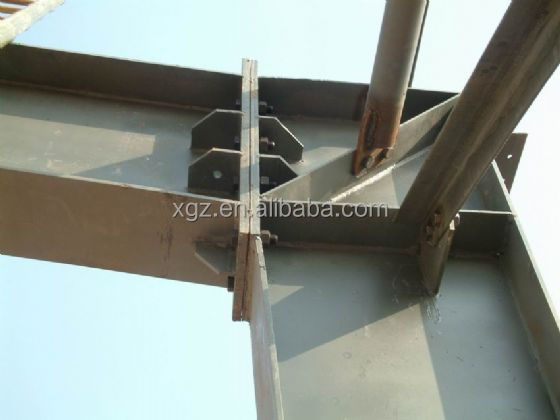 XGZ industrial steel structure materials