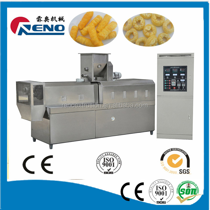 Cheaper Best sell nacho chips /corn flakes food machine