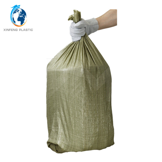 new products pp woven construction waste bag, pp woven sacks for garbage