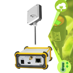 433 MHz, 4.8Kbit/s or 0-5VDC temperature sensor wireless For Soil monitoring