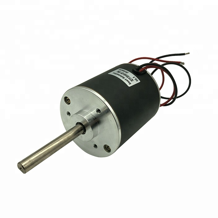 76mm 3'' Dc Motor 12v for Tennis Ball Machine
