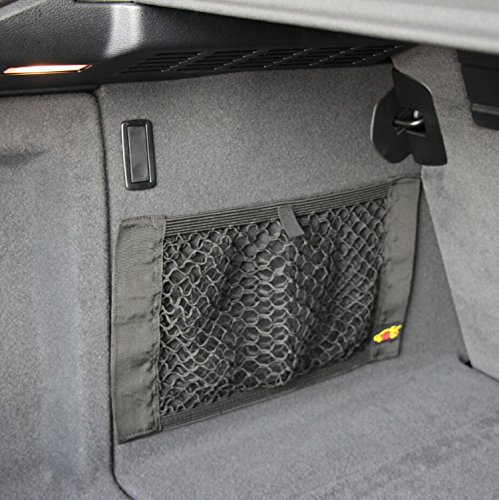 9 Moon Car Boot Cargo Net Magic Sticker Luggage Mesh Oganizer Bag For Jeep Compass Liberty Grand Cherokee Patriot Grand Cherokee Wrangler
