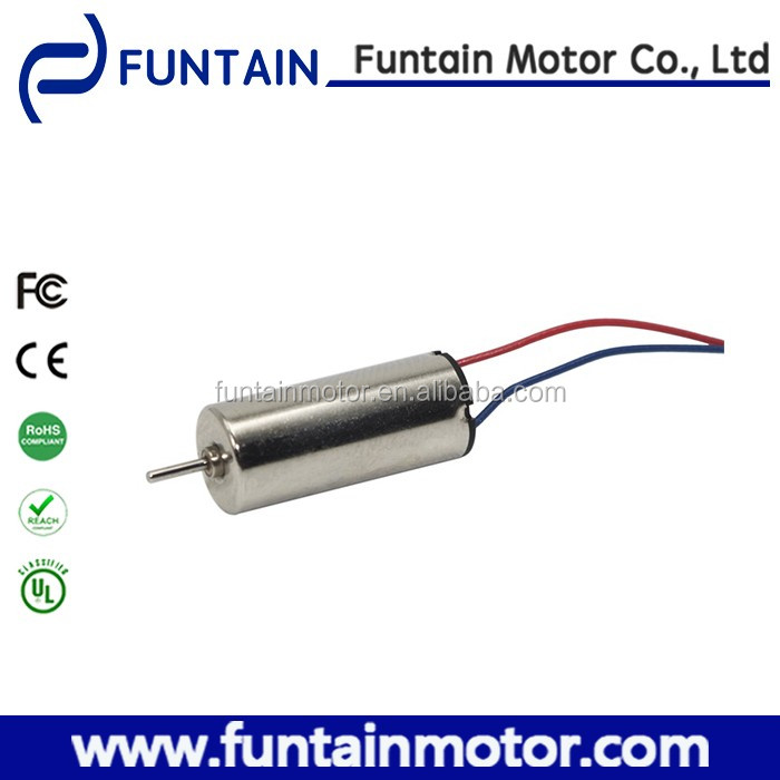 High Quality 8mm coreless dc motor 8520 coreless motor for quadcopter