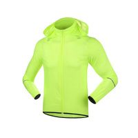 Promo breathable windproof quick dry cycling coat for men