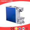 cheap price sheep ear tag engraving fiber laser wire marking machine for metal