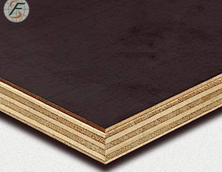 XINFUSHI Construction 18mm Phenolic Concrete Form Plywood Board