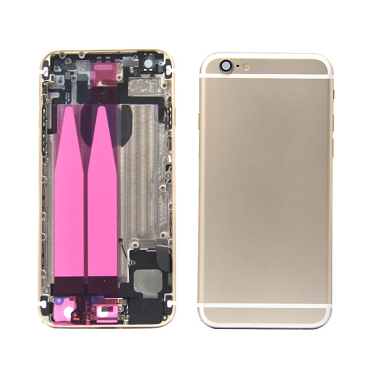 Smartphone Parts for Iphone 6 Plus Housing Back Plate for Iphone 6 Plus Housing