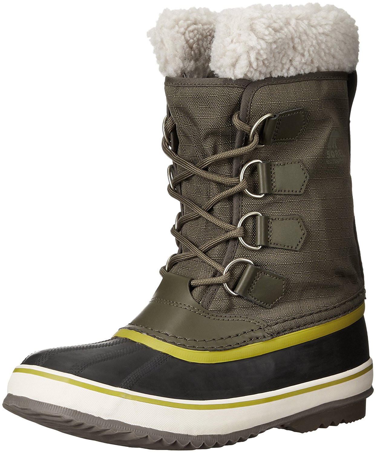 32b0bd529b43 Get Quotations · Womens Sorel Winter Carnival Winter Warm Thermal Calf  Waterproof Boots