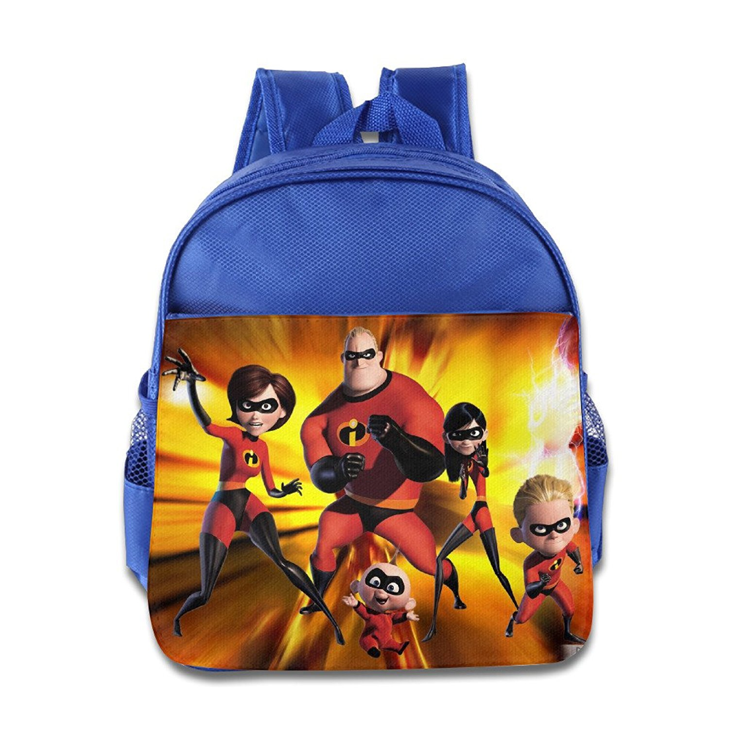 48e06a5e7e7b Buy The Incredibles Funny Poster Kids School Backpack Bag in Cheap ...