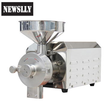 Commercial stainless steel spices grinder / nuts grinding machine / grain crushing machine
