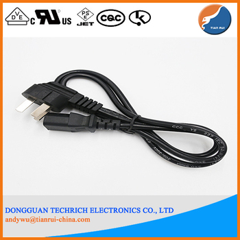 eu ac power cord 3 pin plug wiring diagram cable - buy eu ... ac power cable diagram ip work camera power cable wiring diagram