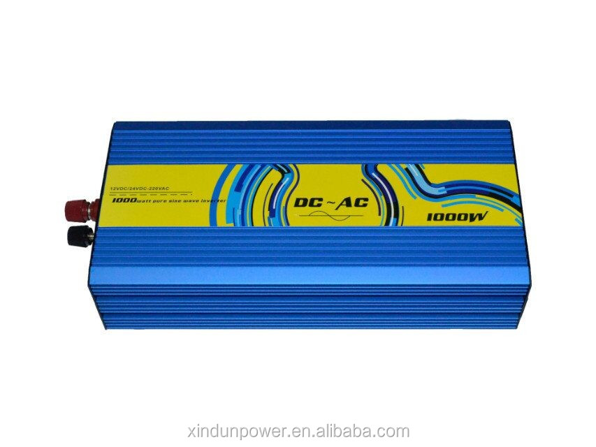 solar home application energy use dc ac sine wave power inverter ups charging with charger