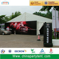 outdoor event ceremony frame tents with pvc