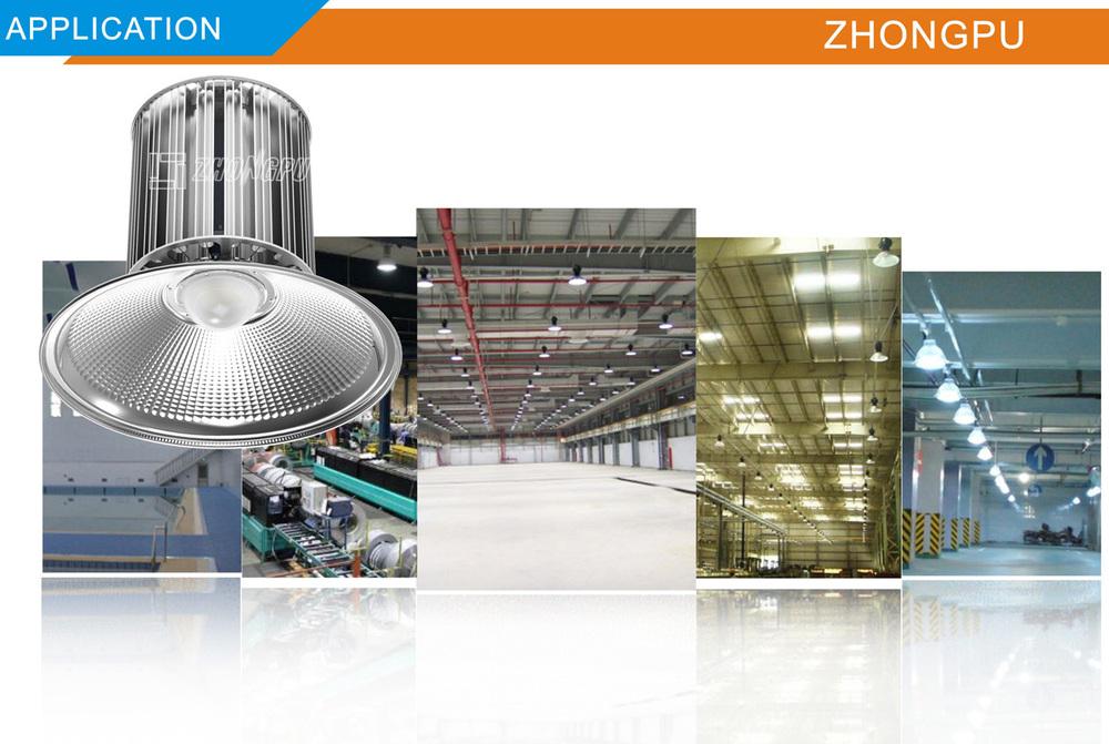 Zhongpu 300w Led High Bay Light Badminton Volleyball Court Light ...