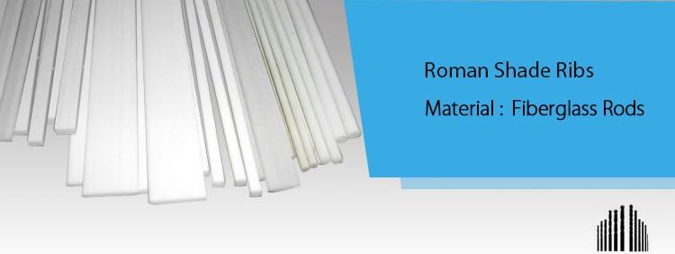 Curtains Ideas curtain rod roman shades : No-rust Curtain Rod,Roman Shade Rib,Roman Blind Rod - Buy Curtain ...