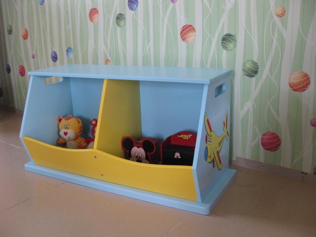 Venta caliente de madera juguete muñeca niños gabinete muebles ...