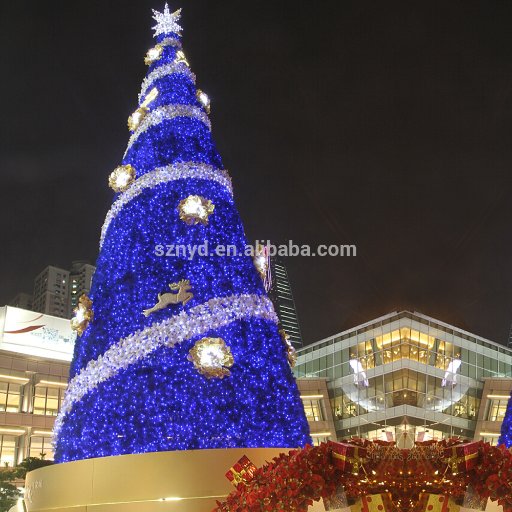 2015 Outdoor Led Tree Lights Giant Artificial Christmas Trees ...