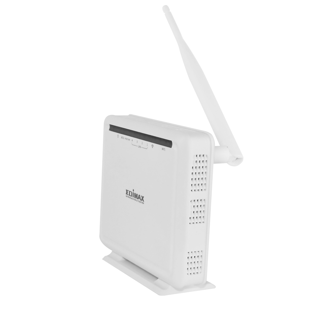 Wireless Wifi 4 port ADSL modem router