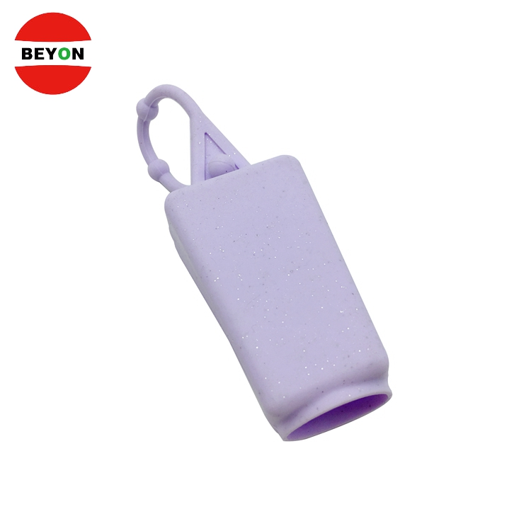 Home Travel Silicone Mini Hand Sanitizer Holder
