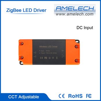 Zigbee 12v 24v dc led driver wireless led track lighting remote zigbee 12v 24v dc led driver wireless led track lighting remote control aloadofball Image collections