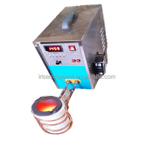 Gold, silver, copper ,metal melting furnace laboratory induction furnace