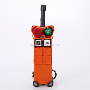 F21-2d DC 12V 2CH Channel Wireless Crane parts RF Remote Control Switch Transmitter+ Receiver Relay