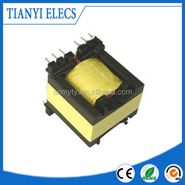 EER/ETD High Frequency Transformer with SMD/DIP Type, High-density PCB Mount, Custom-made Design, TY004016