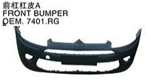 Oem 7401rg For Citroen Quatre 08 11 Bx3 C4ii Auto Car Front Bumper Buy Oem 7401rgauto Car Front Bumperffor Citroen Quatre 08 11 Bx3 C4ii