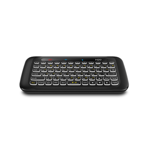 Best popular of 2.4G wireless air mouse intelligent keyboard for Smart TV Android TV Box