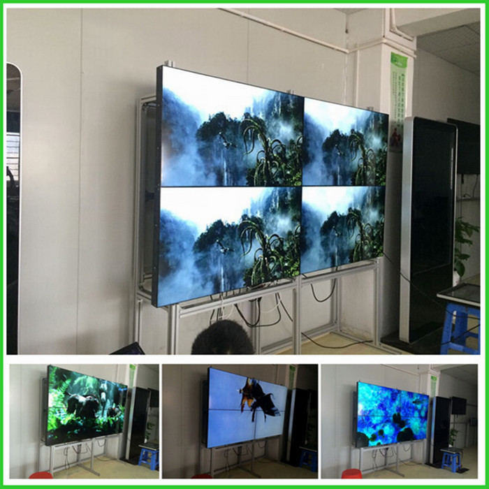 46 Quot 55 Quot Interactive Touch Screen Video Wall Lcd Video Wall