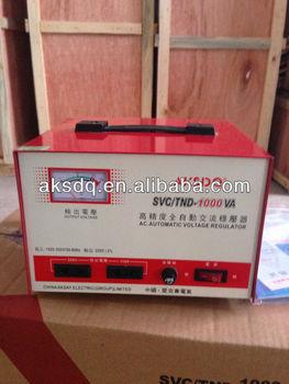 2016 New Type Avr 230v 380v Fully Automatic Voltage Regulator Ac ...